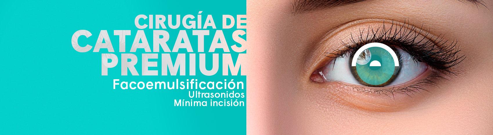 Cirugía de Cataratas Premium